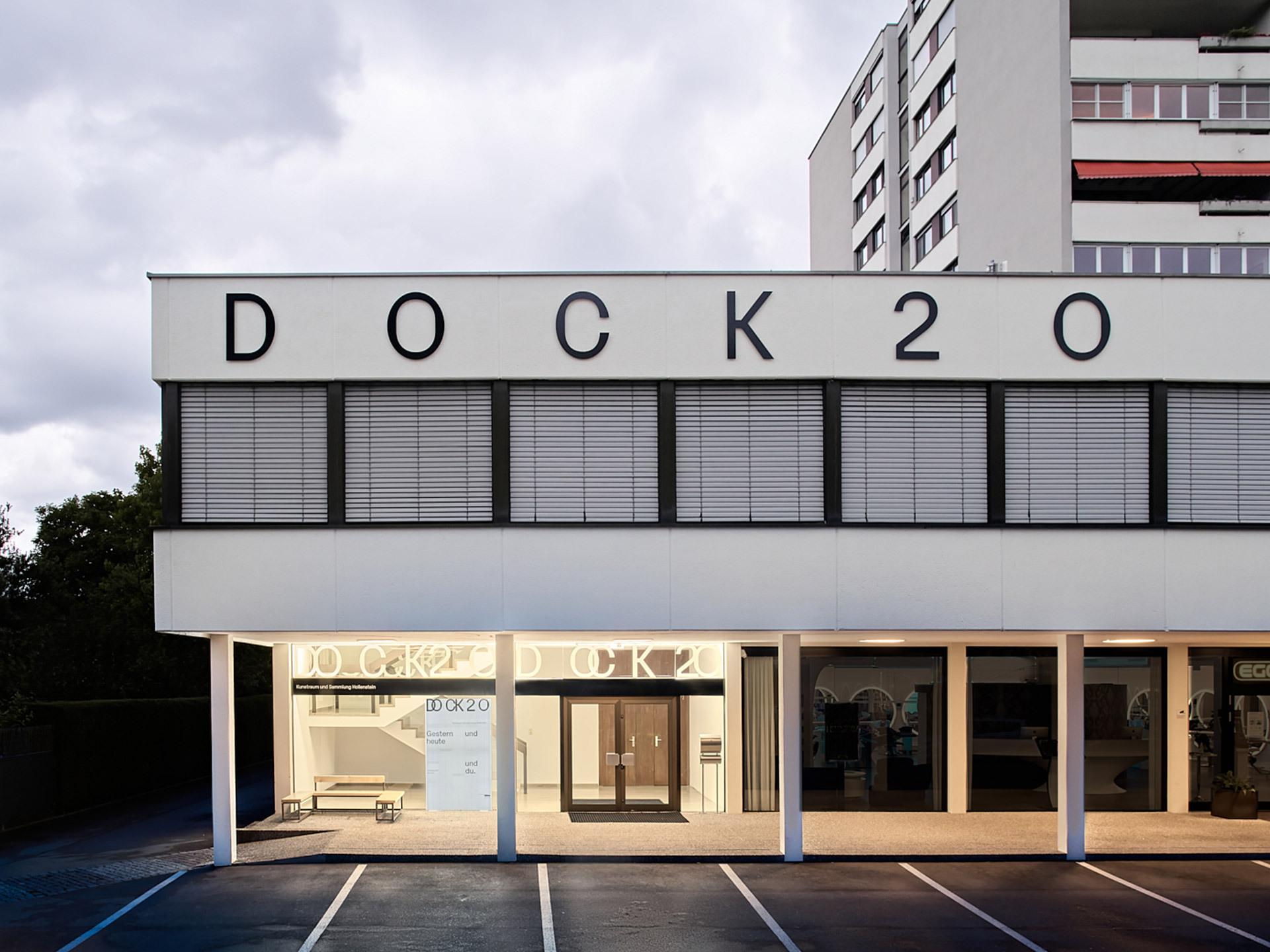 Dock20 House
